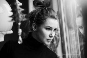 Portrait Fotosession, Iryna Mathes
