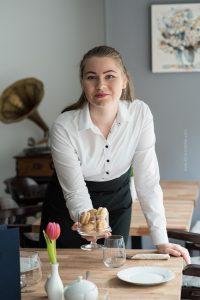 Brand Photo mit Iryna Mathes. Cafè Himmlisch Gut, Karlsruhe