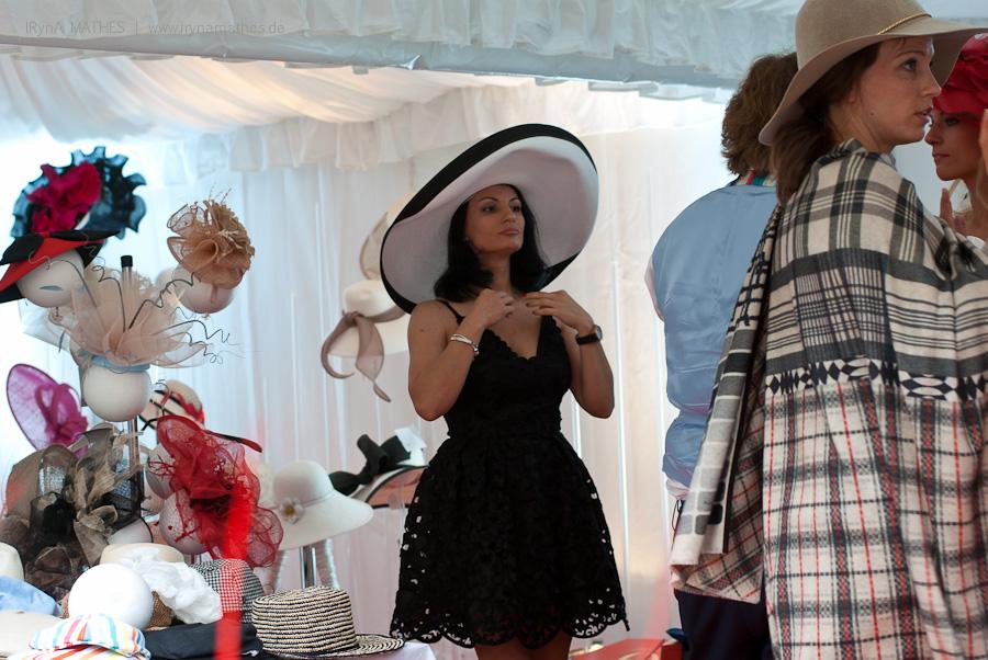Reportage, Modeschau von OLIVIER MAUGÉ COUTURE