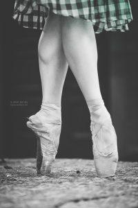 Ballerina feet. Dance in Karlsruhe. Iryna Mathes Fotografin
