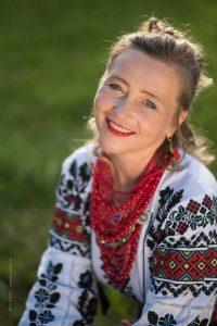 Video und Foto-Projekt mit Olena Serpen. Iryna Mathes Fotografin