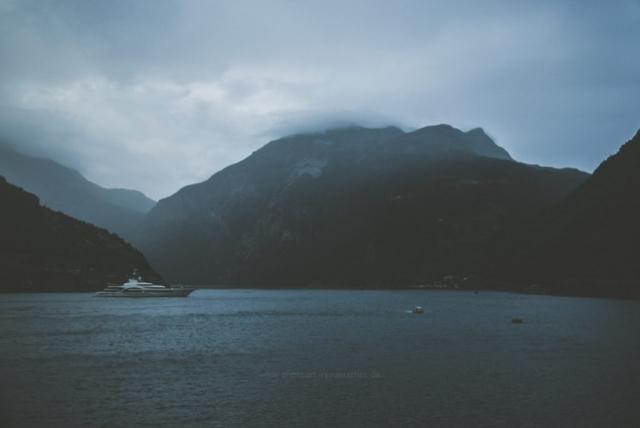 Travel photography Iryna Mathes. Geirangerfjord, Norwegen