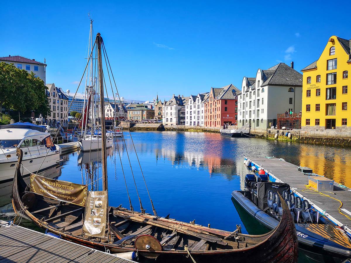 Ålesund, Norwegen