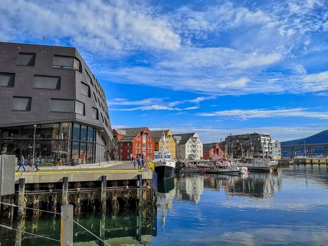 Travel photography Iryna Mathes. Tromsø, Norwegen