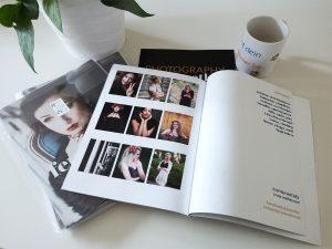 Femininity Magazine. Issue 1. Frauenporträts