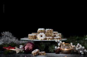 Weihnachtsgebäck, Stillleben. Iryna Mathes Fotografie