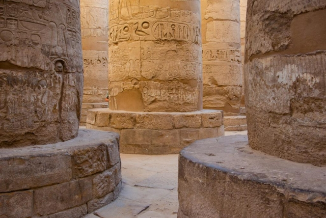 Egypt 2020, Egypt, Karnak Tempel. Travel photography