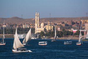 Egypt 2020, Nil. Travel photography