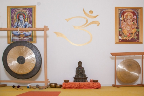 Yoga Studio & Klang Massagen Martina Frietsch, Bruchsal