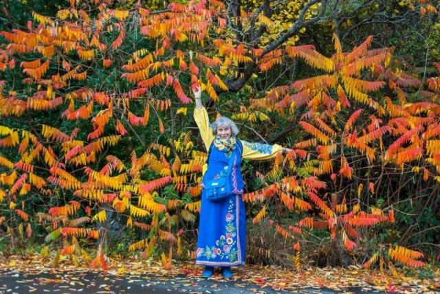 Iryna Denys, Kirn 2020. Herbst