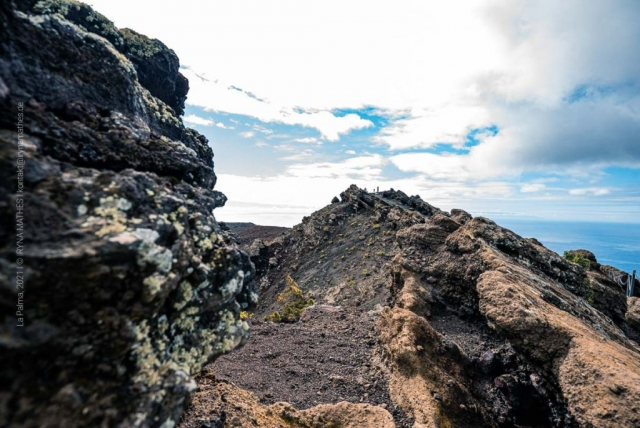Vulkanlandschaft La Palma