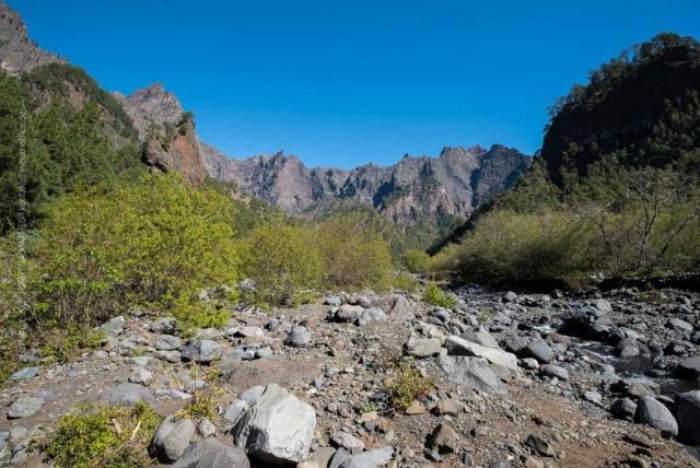 Caldera de Taburiente, Nationalpark La Palma
