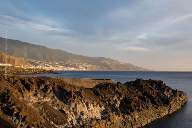Küstenlandschaft La Palma