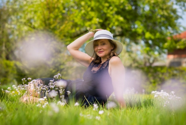 Fotosession Portrait in der Natur. Mail 2021