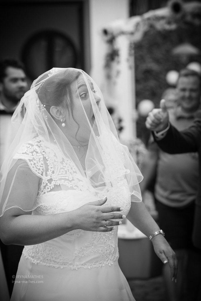 Hochzeit Fotografie. Emotionen